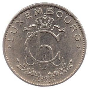 (W135.100.1924.1.ttb+[]sup.000000001) 1 Franc voucher Puddler 1924 Obverse (zoom)