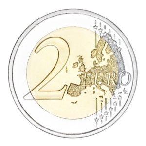 2 euro commémorative Finlande 2018 - Parc national de Koli Revers