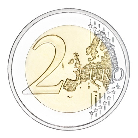 2 euro commémorative Finlande 2018 - Parc national de Koli Revers