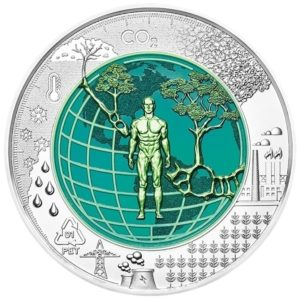 25 euro Austria 2018 - The Anthropocene Reverse (zoom)