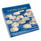 (MAT01.Alb&feu.Alb.301082) Album Leuchtturm NUMIS Tome 1 - 2 euro commémoratives