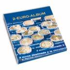 (MAT01.Alb&feu.Alb.345082) Album Leuchtturm NUMIS Tome 4 - 2 euro commémoratives