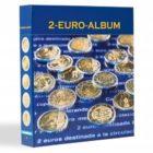 (MAT01.Alb&feu.Alb.354425) Album Leuchtturm NUMIS Tome 6 - 2 euro commémoratives (fermé)