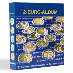 (MAT01.Alb&feu.Alb.354425) Numismatic album Lighthouse NUMIS Volume 6 (closed) (zoom)