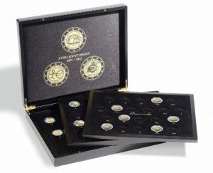 (MAT01.Cofméd&écr.Cof.355665) 2 euro commemorative coins 2007, 2009 & 2012 (inside) (zoom)
