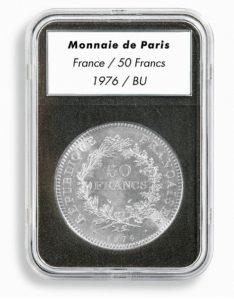 (MAT01.Rangindiv.Caps.342042) Capsule Leuchtturm EVERSLAB (utilisée pour 50 Francs Hercule 1976) (zoom)