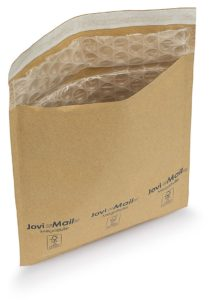 (MATRj.Parcels.Env.PMBK27.100) Brown bubble envelopes MEGABULLE 27.00 cm x 35.00 cm (x100) (zoom)