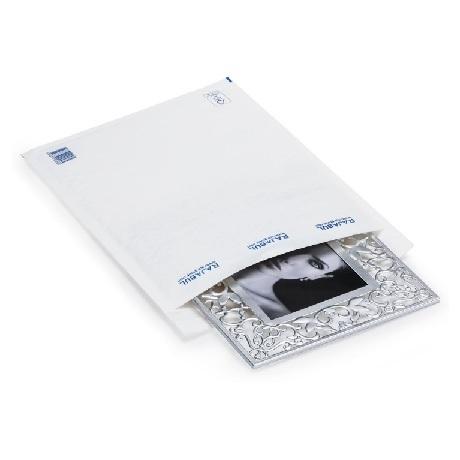 (MATRj.Parcels.Env.PMBL5C.100) Pochettes papier bulles blanches RAJABUL Eco (exemple d'utilisation 2)