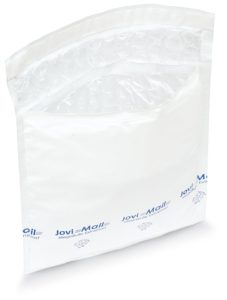 (MATRj.Parcels.Env.PMBP27.100) White bubble envelopes MEGABULLE 27.00 cm x 35.00 cm (x100) (zoom)