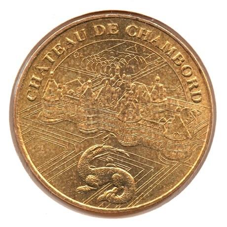 (FMED.Méd.tourist.2007.CuAlNi.1.7.1.-14.sup.spl.000000001) Château de Chambord Avers