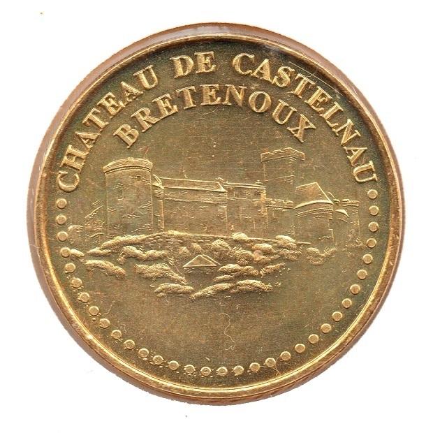 (FMED.Méd.tourist.2007.CuAlNi.1.7.1.-22.sup.spl.000000001) Castelnau Bretenoux Obverse (zoom)