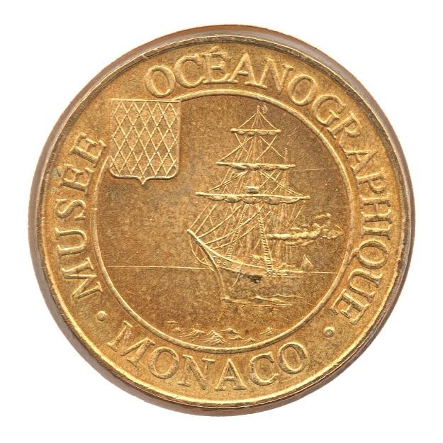 (FMED.Méd.tourist.2007.CuAlNi.12.1.8.sup.spl.000000001) Institut océanographique Obverse (zoom)