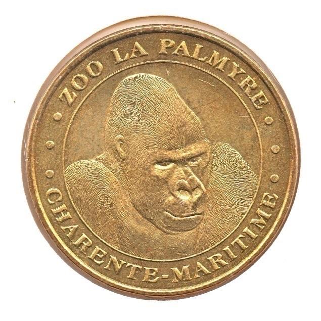(FMED.Méd.tourist.2007.CuAlNi.21.1.sup.spl.000000001) The Palmyre zoo Obverse (zoom)