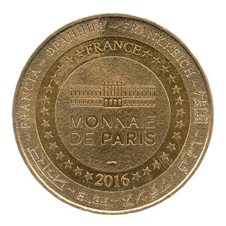 (FMED.Méd.tourist.2016.CuAlNi1.3.-1.spl.000000001) Jeton touristique - Le Secret de la Lance Revers
