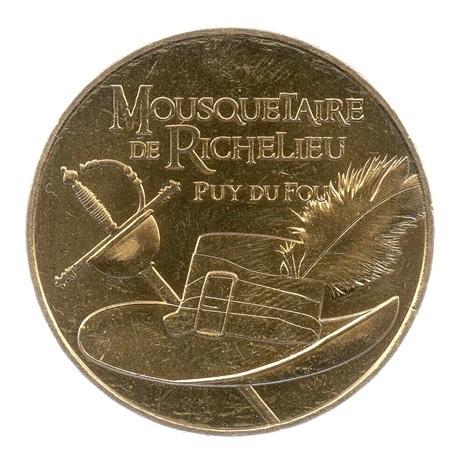 (FMED.Méd.tourist.2016.CuAlNi2.1.1.spl.000000001) Mousquetaire de Richelieu Avers