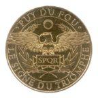 (FMED.Méd.tourist.2017.CuAlNi2.1.-2.-1.spl.000000001) Le Signe du Triomphe Avers