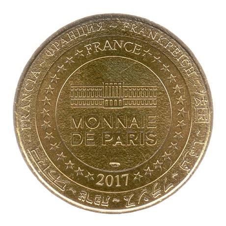 (FMED.Méd.tourist.2017.CuAlNi2.1.-2.spl.000000001) Jeton touristique - Le Secret de la Lance Revers