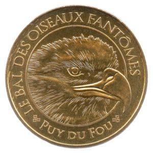 (FMED.Méd.tourist.2017.CuAlNi2.1.-4.spl.000000001) Le Bal des Oiseaux Fantômes Obverse (zoom)
