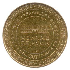 (FMED.Méd.tourist.2017.CuAlNi3.-2.spl.000000001) Mousquetaire de Richelieu Reverse (zoom)