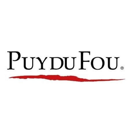 (FMED.Méd.tourist.2017.CuAlNi3.1.1.spl) Jeton touristique - Puy du Fou (visuel complémentaire)