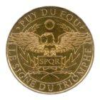 (FMED.Méd.tourist.2018.CuAlNi-1.1.1.spl.000000001) Le Signe du Triomphe Avers