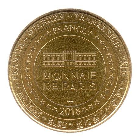 (FMED.Méd.tourist.2018.CuAlNi-1.1.spl.000000001) Jeton touristique - Le Secret de la Lance Revers
