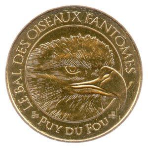 (FMED.Méd.tourist.2018.CuAlNi-3.spl.000000001) Le Bal des Oiseaux Fantômes Obverse (zoom)