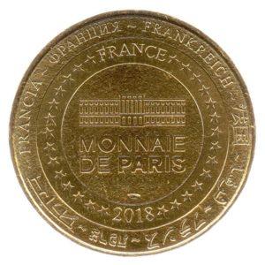 (FMED.Méd.tourist.2018.CuAlNi2.spl.000000001) Mousquetaire de Richelieu Reverse (zoom)