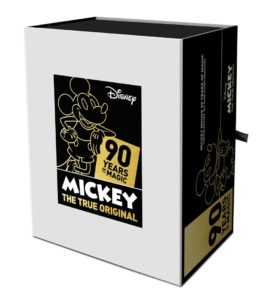 (OA160.ObjArt.NZ.n.d._2018_.Ag1) Silver miniature - Mickey Mouse (full packaging) (zoom)