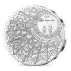 20 euro France 2019 argent BE - Année du Cochon Avers