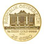 25 euro Autriche 2018 0,25 once or - Philharmonique Avers