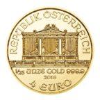 4 euro Autriche 2018 0,04 once or - Philharmonique Avers