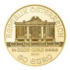 50 euro Autriche 2018 0,50 once or - Philharmonique Avers