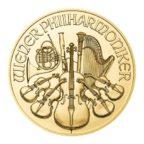 50 euro Autriche 2018 0,50 once or - Philharmonique Revers