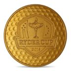 (FMED.Méd.even.2018.CuAlNi1) Jeton événementiel - Ryder Cup Avers