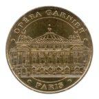 (FMED.Méd.tourist.2018.CuAlNi2.1.spl.000000001) Jeton touristique - Opéra Garnier Avers