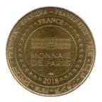 (FMED.Méd.tourist.2018.CuAlNi2.1.spl.000000001) Jeton touristique - Opéra Garnier Revers
