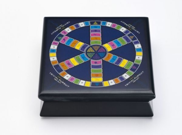 (W037.2500.2017.BU&BE.COM1) 25 Dollars Trivial Pursuit 2017 - Proof Ag (case) (zoom)