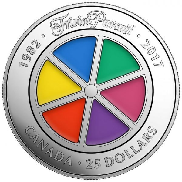 (W037.2500.2017.BU&BE.COM1) 25 Dollars Trivial Pursuit 2017 - Proof silver Reverse (zoom)