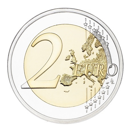 2 euro commémorative Finlande 2018 - Culture du sauna Revers
