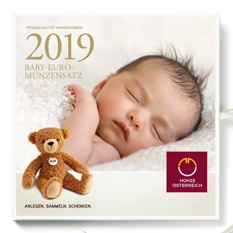 Coffret BU Autriche 2019 - Naissance
