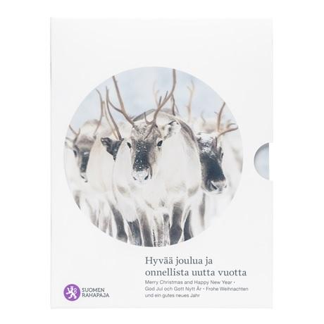 Coffret BU Finlande 2018 - Noël