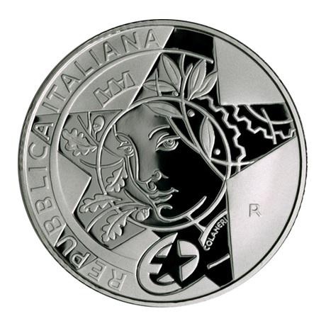 10 euro Italie 2016 argent BE - Enzo Ferrari Avers