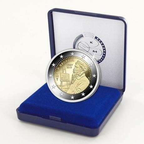 2 euro commémorative Belgique 2019 BE - Pieter Bruegel