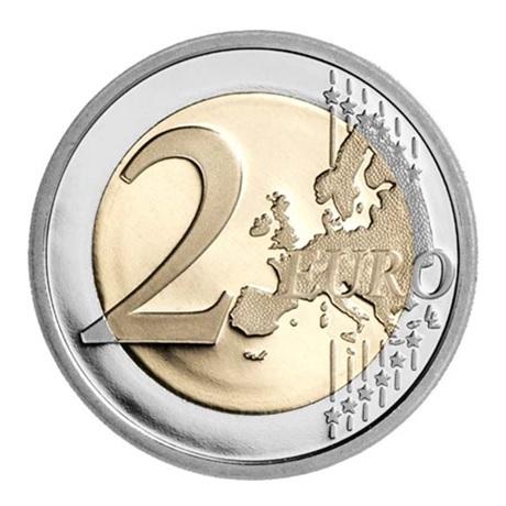 2 euro commémorative Italie 2017 BE - Tite-Live Revers
