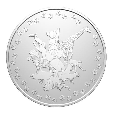 (EUR06.CofBU&FDC.2018.Cof-BU.3) BU coin set Finland 2018 - Baby birth (medal) (Obverse)