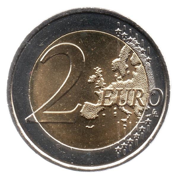 (EUR13.200.2018.COM2.spl.000000002) 2 euro Malta 2018 - Cultural Heritage Reverse (zoom)