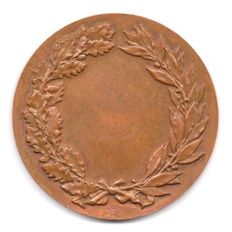 (FMED.Méd.&jetonsXXème.1971.CuSn1.000000001) Médaille bronze - Semeur Revers