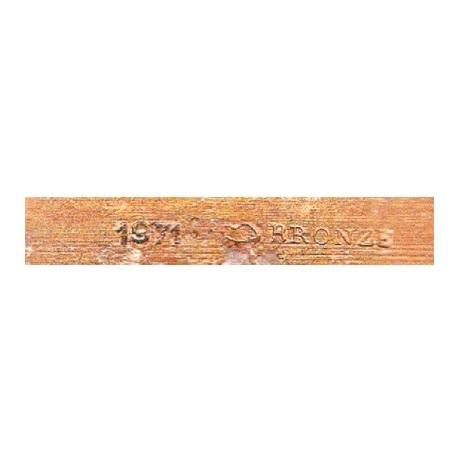 (FMED.Méd.&jetonsXXème.1971.CuSn1.000000001) Médaille bronze - Semeur (tranche)