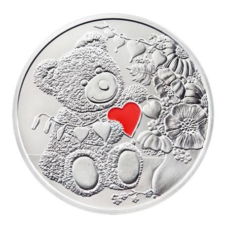 Médaille - Ours en peluche 2012